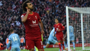 Mo Salah: 'We're going for the title and we have what it takes'