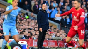 City boss Pep Guardiola said he was not aware of the incident at the time but was subsequently notified