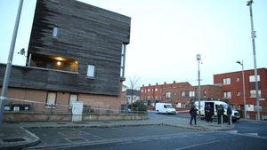 The incident happened at Barnwell Drive in Ballymun in 2017 (Pic: RollingNews.ie)