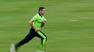 Ireland could only take five Scottish wickets