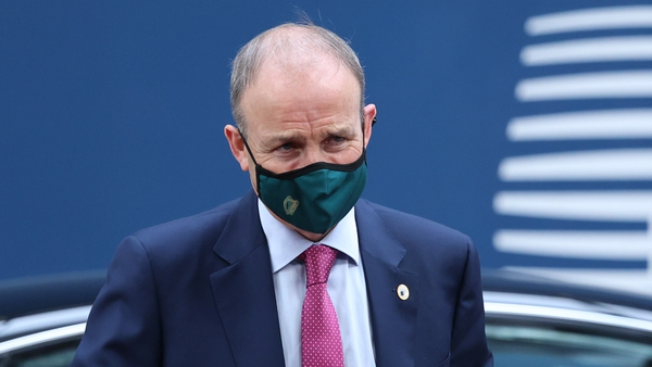 Micheál Martin said Ireland has 'benefitted hugely' from EU membership