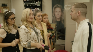 Rachel Carey's killer comedy Deadly Cuts opens nationwide this week
