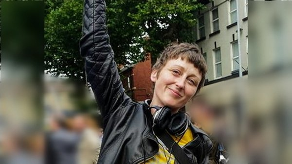 Images of journalist Dara Quigley were shared without her consent