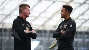The Ireland manager is a big fan of Callum Robinson