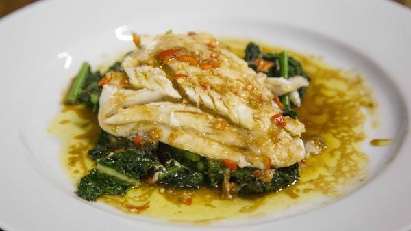 A delicious fish dish from Martin Shanahan