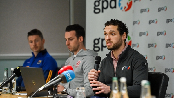"""GPA's Tom Parsons says that Option B would """"breathe life into Gaelic football"""""""