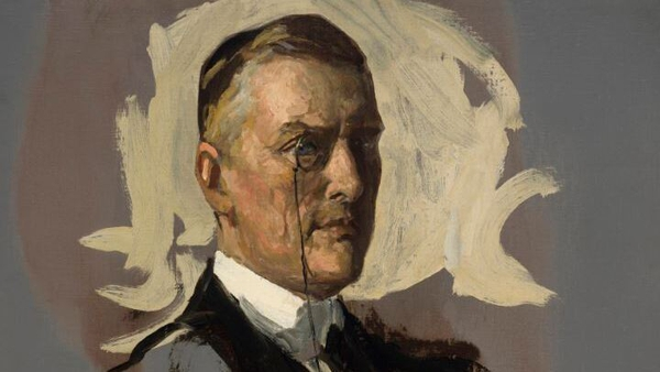 One of the portraits in the collection by John Lavery (Courtesy: The Hugh Lane Gallery)