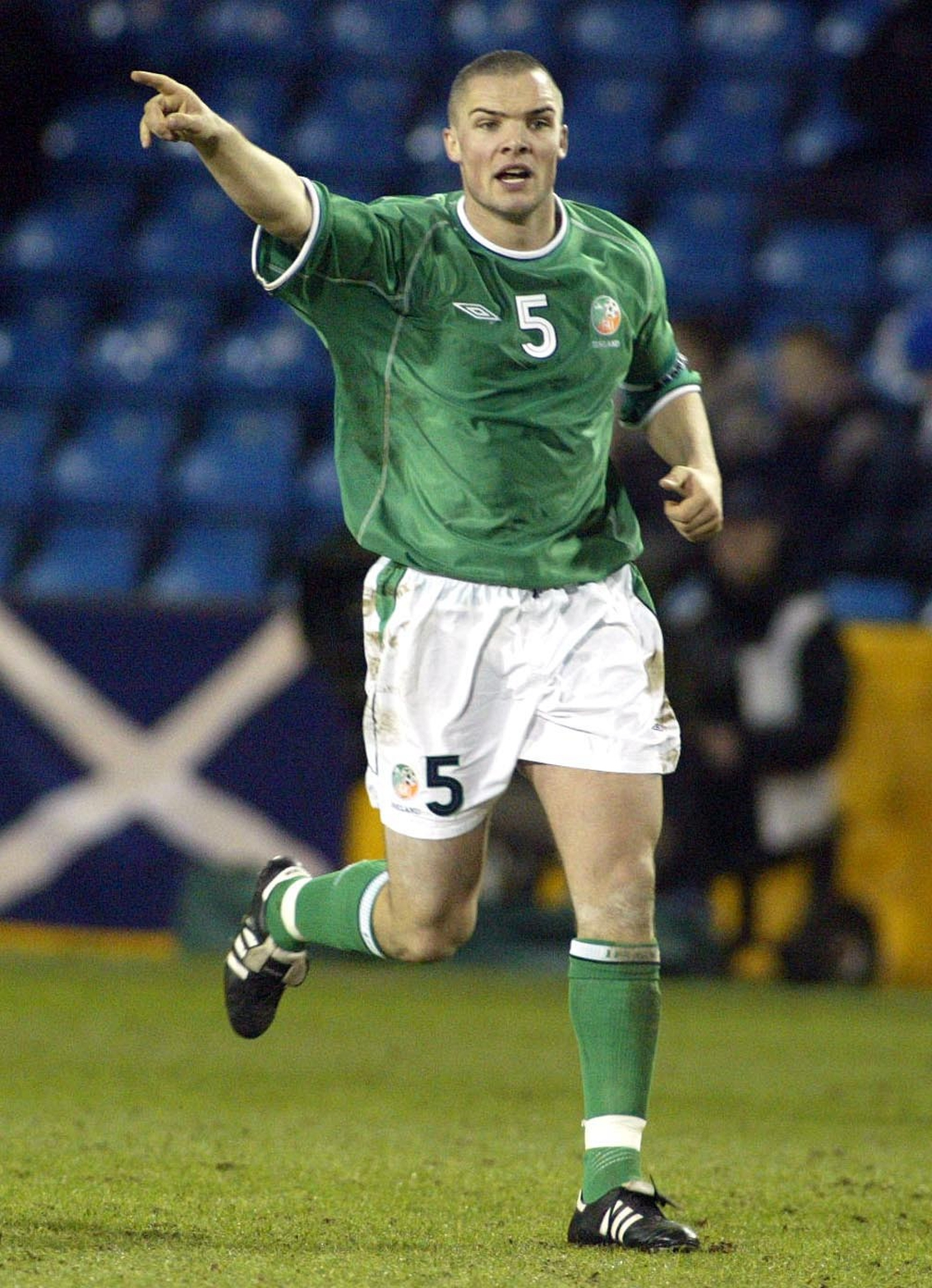 Image - Goodwin with the U21s in 2003