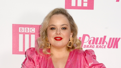 Nicola Coughlan attends Ru Paul's Drag Race UK at on September 17, 2019. Photo: Getty.