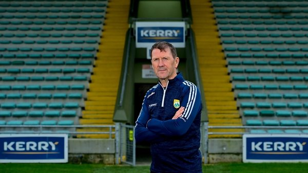 O'Connor will look to make history by winning an All-Ireland in his third term as Kerry boss
