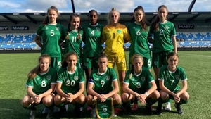 Next up for Ireland is a clash with Bulgaria on Tuesday afternoon before finishing against Norway on Friday
