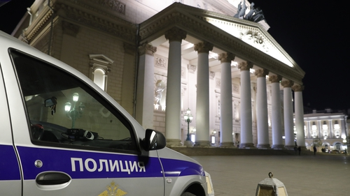The Bolshoi is one of Russia's most prestigious theatres