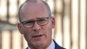 Simon Coveney asked if the British government wants an agreed way forward