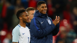 Marcus Rashford and Raheem Sterling have changed the perception of black footballers according to Ian Wright