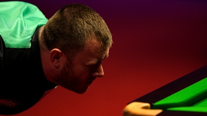 Mark Allen's previous competitive maximum came at the 2016 UK Championship