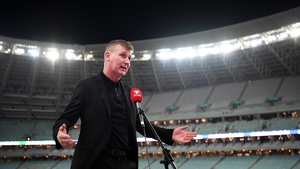 Stephen Kenny has called on the Ireland fans to fill Lansdowne Road for the visit of Portugal in November