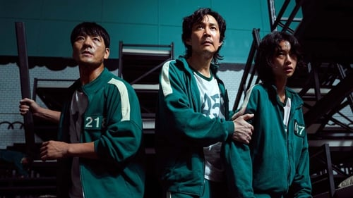 'This team of misfits discovers that they can survive if they work together in some games, but the same commitment to each other could prove a disadvantage in other games.' Photo: Netflix