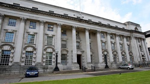 Mr Justice Scoffield delivered the declaration at Belfast High Court (file image)