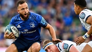 Jamison Gibson-Park and his Leinster team-mates expect a big showing from Scarlets