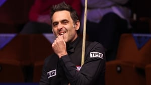 """Ronnie O'Sullivan: """"I just wanted to get out of there as quickly as possible."""""""