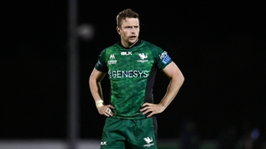 Carty has started all three games for Connacht in the URC