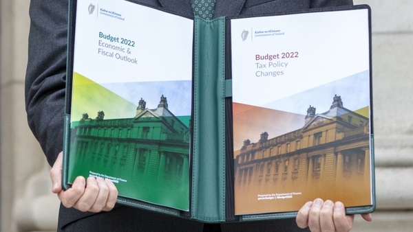 A total Budget package of €4.7bn was announced