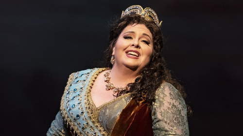 World renowned soprano Angela Meade will give a special gala performance at this year's Wexford Festival Opera