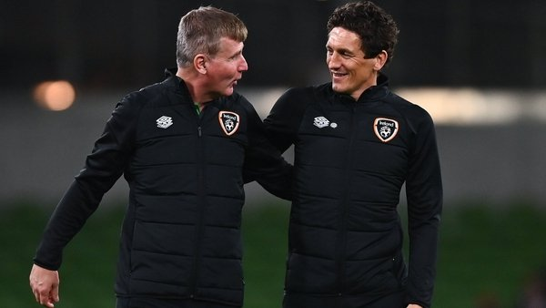 For the first time in his Ireland career, Stephen Kenny is getting the rub of the green