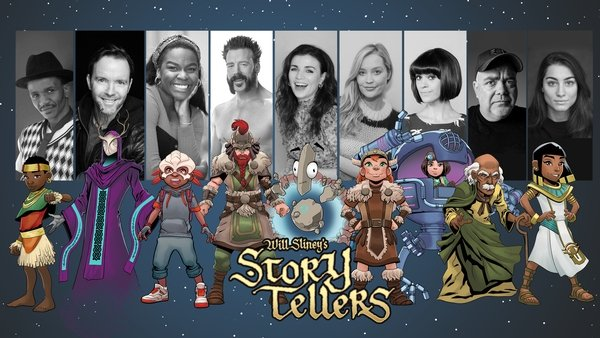 All-star cast including Aisling Bea, Laura Whitmore and Dermot Whelan lead Will Sliney's Storytellers