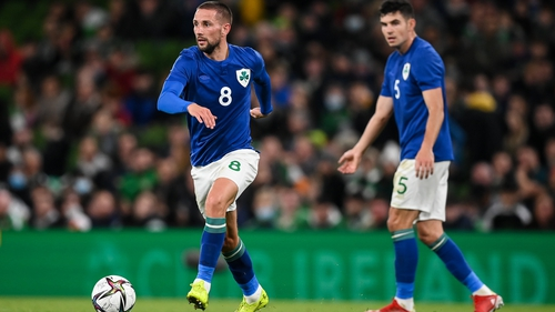 Hourihane: 'Over the last couple of months, there's been a real feelgood factor in the camp, playing in a certain way and people can see that'