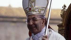 John Paul I, real name Albino Luciani, was pope for just 33 days before his death