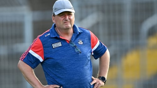 Keith Ricken was in charge of Cork U20s for three years.