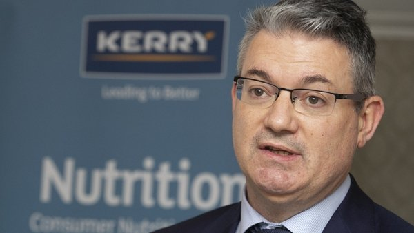 Edmond Scanlon, Kerry Group CEO