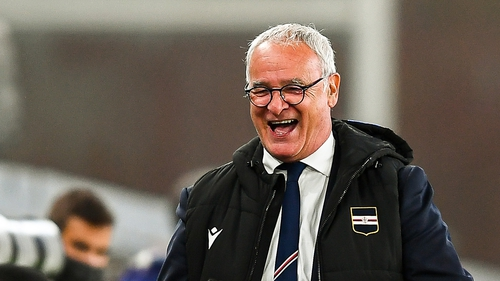 Watford are the 19th team Claudio Ranieri has managed during his career