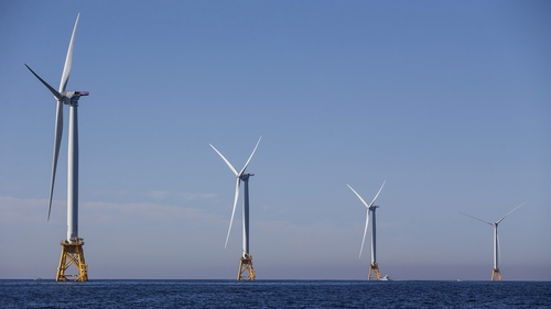 Only one offshore wind farm is currently fully operational in the United States: the Block Island Wind Farm