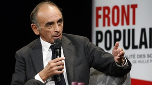 Eric Zemmour: the man who is causing consternation across the French political spectrum. Photo: Chesnot/Getty Images