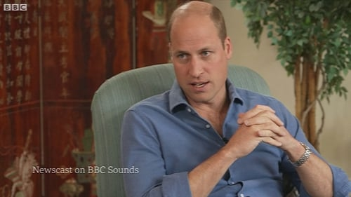 Prince William spoke about space tourism in a BBC interview (Pic: Newscast on BBC Sounds)