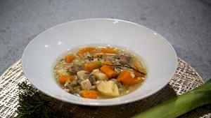 A traditional Irish dish.
