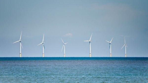 The Government has a target of 30 gigawatts of floating offshore wind off the Atlantic coast by 2050