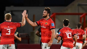 Kleyn has started the season in excellent form for Munster