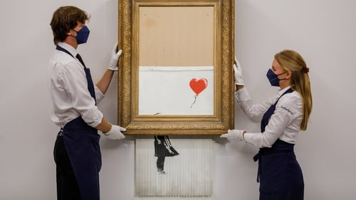 The work fetched £18.6 million at auction (Pics: Sotheby's)