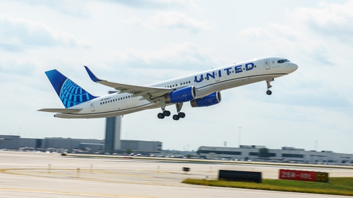 The additional flight from Dublin is part of United's largest transatlantic expansion