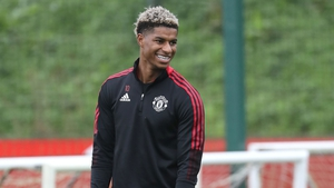 Rashford is in line to make his return against Leicester