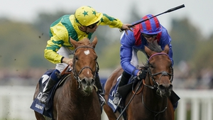 Sealiway's only previous Group One win came in the Jean-Luc Lagardere at Longchamp last autumn