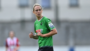 Stephanie Roche opened the scoring for Peamount United