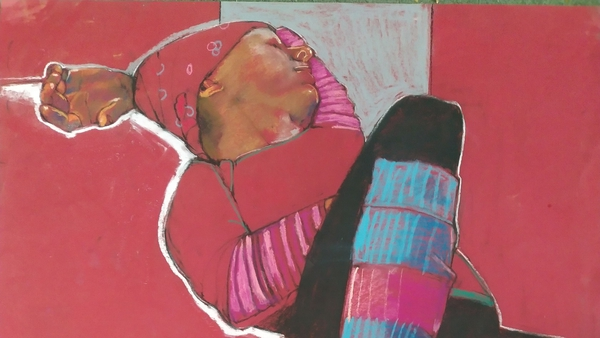 Eileen Healy's figurative work is included in some of the country's top collections