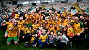 It was a first county title since 1990 for the Balliinamore club