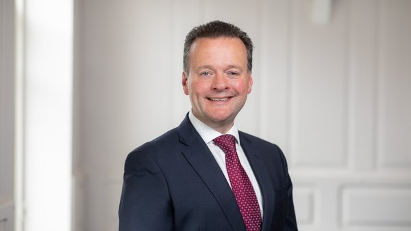 Peter Brady, CEO of Commercial Risk & Health Solutions, Aon in Ireland