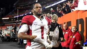 Kyler Murray has helped the Cardinals to the NFL's only remaining unbeaten record