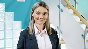 """Lucy Mallon """"so excited"""" to return to Fair City in Tuesday night's episode"""